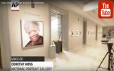 MAYA ANGELOU PORTRAIT INSTALLED IN WASHINGTON