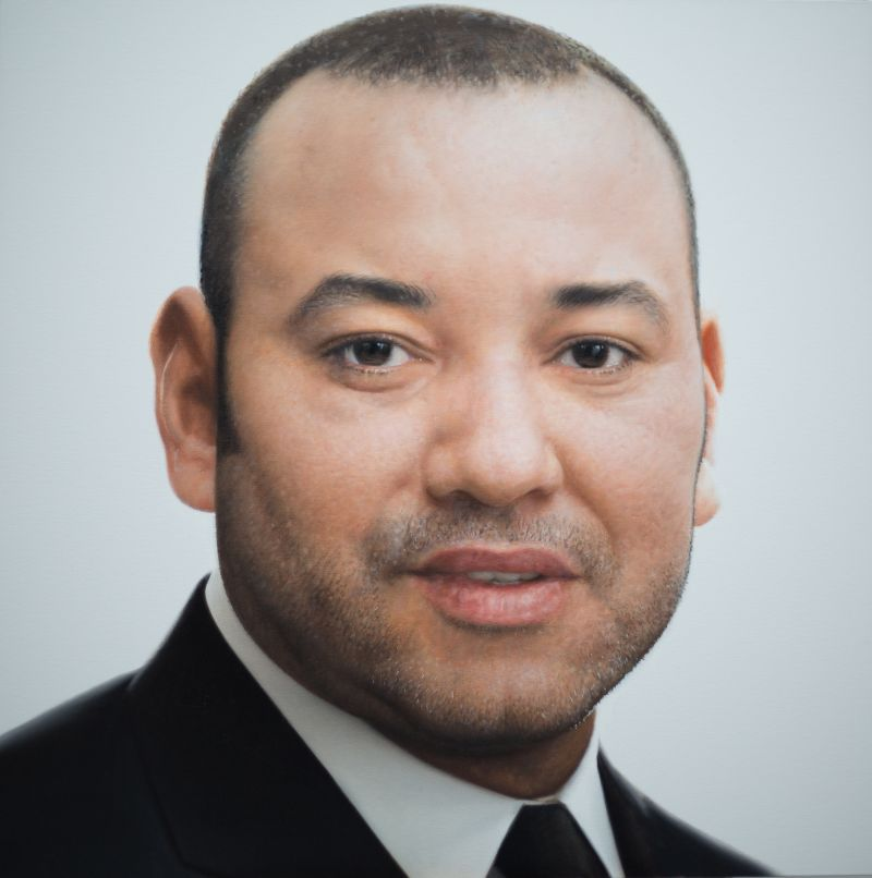 MOHAMMED VI, KING OF MOROCCO
